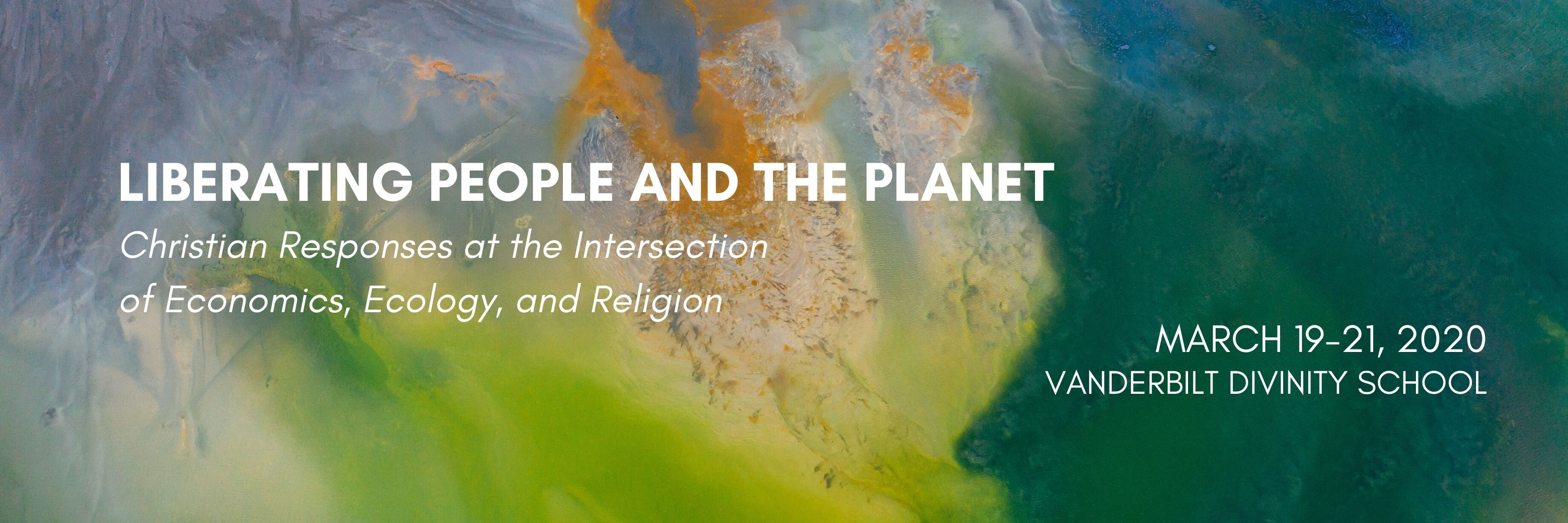 Liberating People and Planet Conference